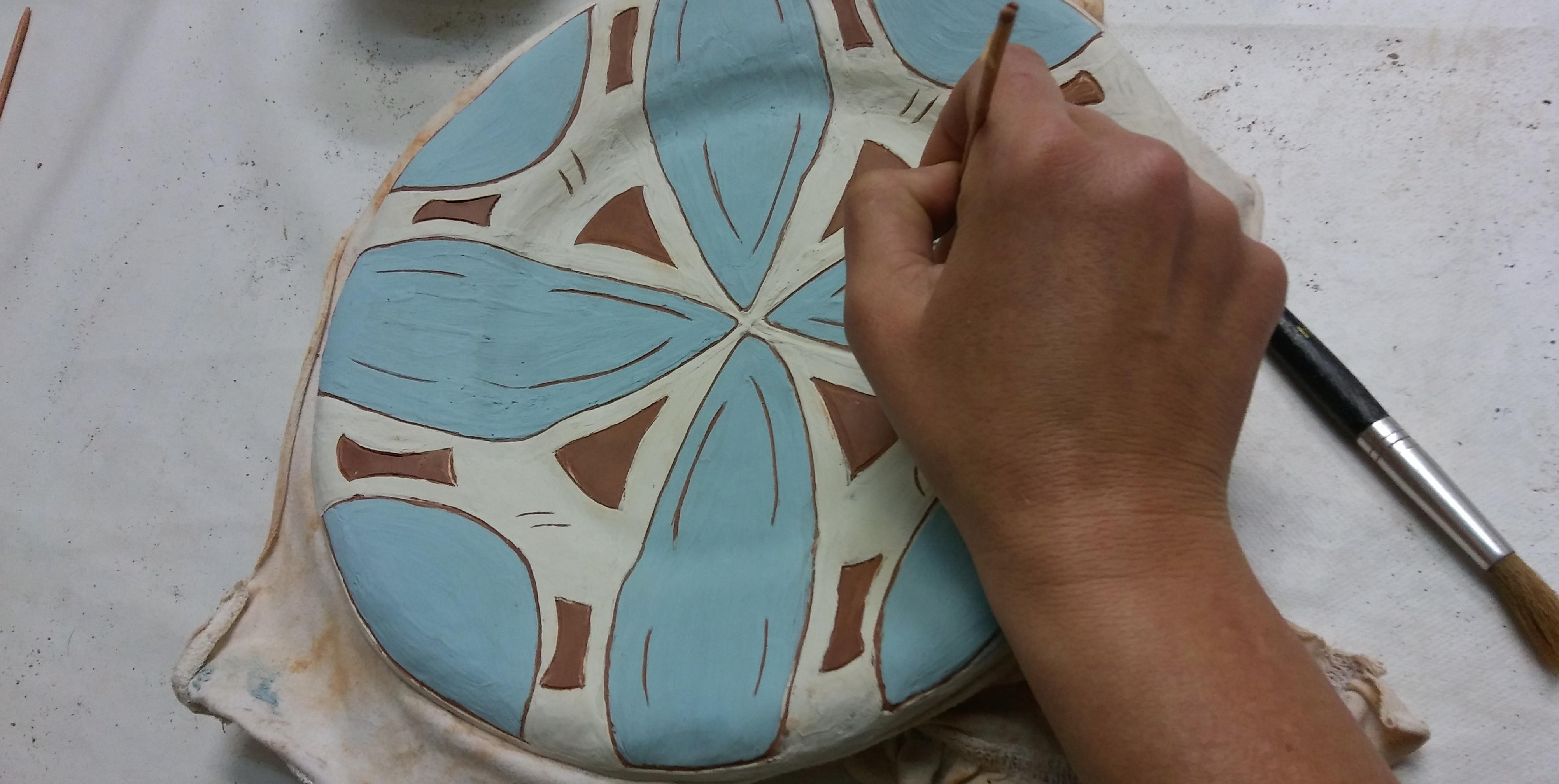 curso de cerámica niños y adultos en Sevilla