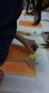 curso de pintura para niños en Sevilla