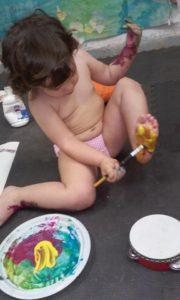 Actividades con bebés en Área Cromática - Sevilla