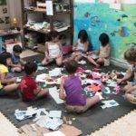 Cursos de arte para niños en Sevilla por Área Cromática