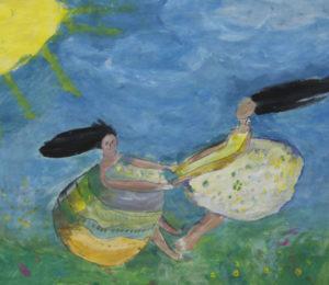 Curso de arte para niños en Sevilla
