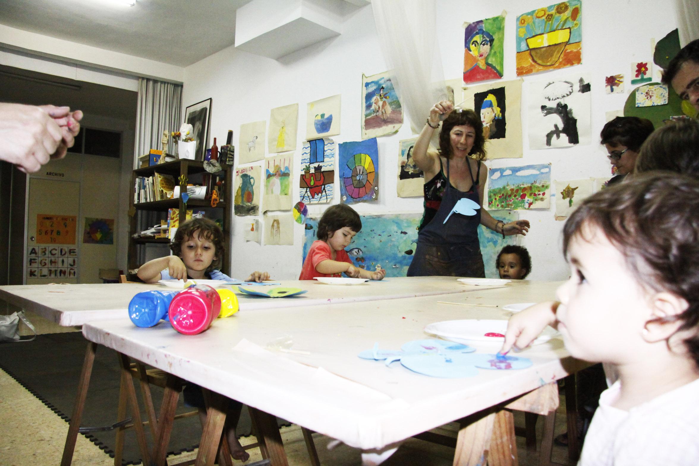 Actividades para bebés en Sevilla