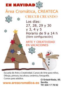 Escuela de Vacaciones en Navidad en Sevilla