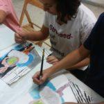Arte para niños en Sevilla. Curso de Arte para niños.