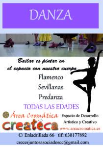 flamenco para niños sevilla