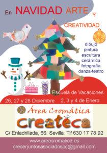 Campamento de Navidad Sevilla