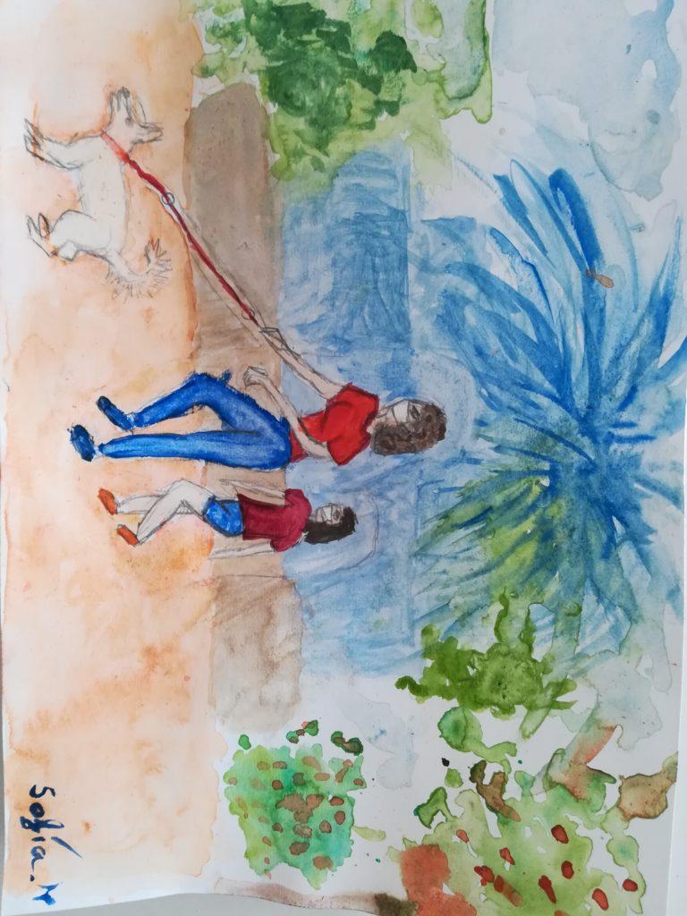 Pintura para niños creatividad niños