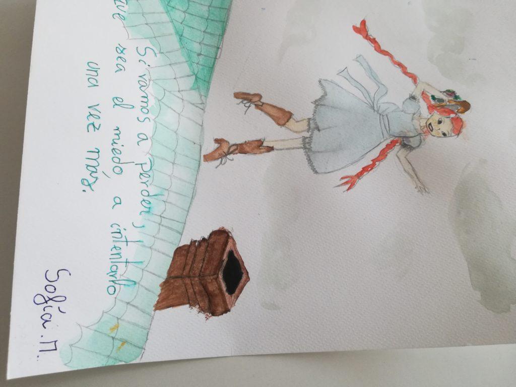 pintura niños creatividad