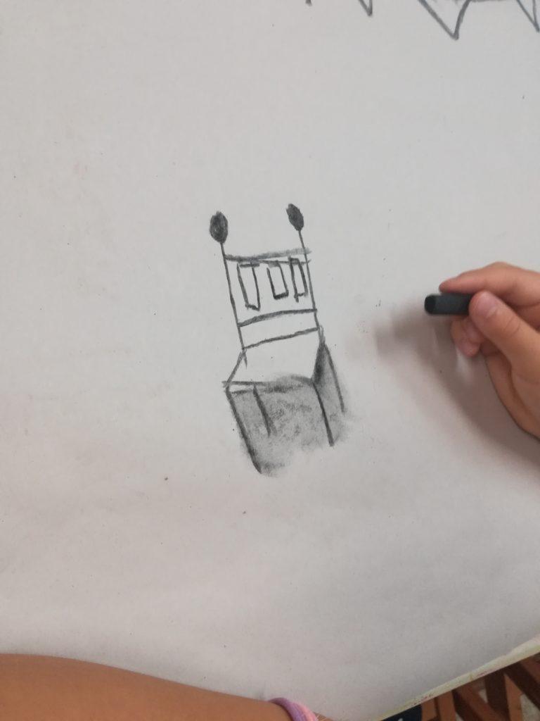 curso de arte para niños extraescolar de arte para niños